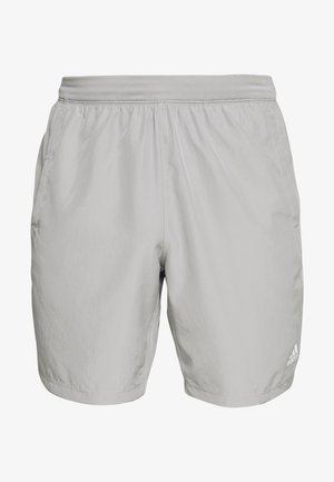 KRAFT AEROREADY CLIMALITE SPORT SHORTS - Sportovní kraťasy - medium grey heather/solid grey