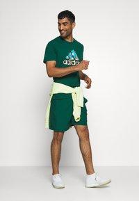 adidas Performance - KRAFT AEROREADY CLIMALITE SPORT SHORTS - Sports shorts - green - 1