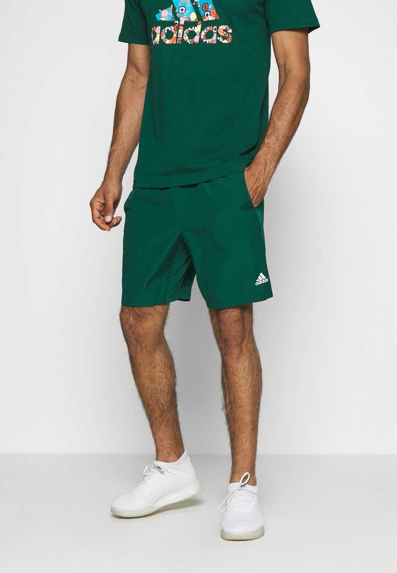 adidas Performance - KRAFT AEROREADY CLIMALITE SPORT SHORTS - Sports shorts - green