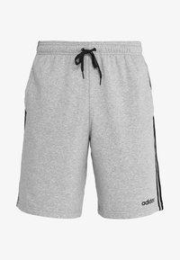 adidas Performance - Sports shorts - medium grey heather - 3