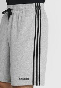 adidas Performance - Sports shorts - medium grey heather - 4