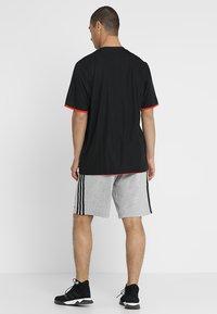 adidas Performance - Sports shorts - medium grey heather - 2