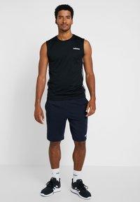 adidas Performance - Sports shorts - legend ink - 1