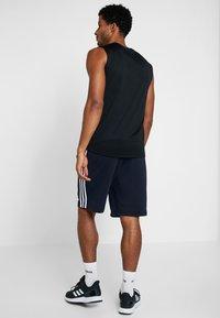 adidas Performance - Sports shorts - legend ink - 2