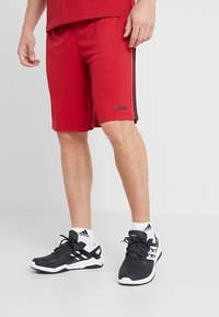 adidas Performance - COOL - Sports shorts - red/black - 0