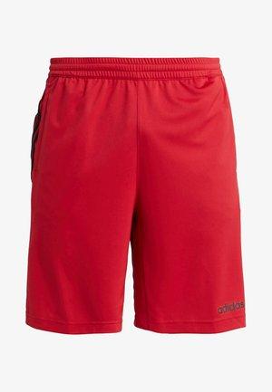 COOL - Sportovní kraťasy - red/black