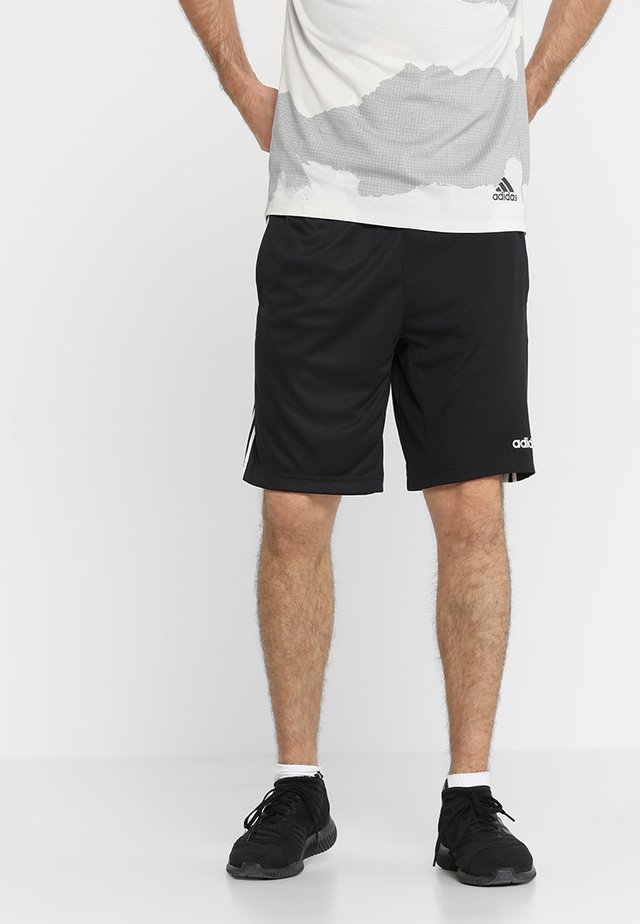 COOL - Korte broeken - black