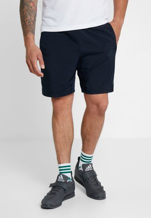 4KRFT TECH WOVEN SHORTS - Sports shorts - legend ink/white