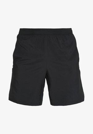 4KRFT TECH WOVEN SHORTS - Korte broeken - black/white
