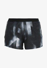 adidas Performance - SUB SPLIT - Korte sportsbukser - black/white - 3