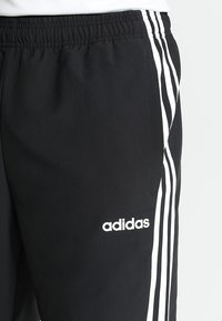 adidas Performance - WIND - Spodnie treningowe - black/white - 4