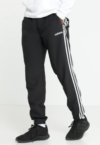 adidas Performance - WIND - Trainingsbroek - black/white - 0