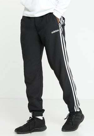 WIND - Trainingsbroek - black/white