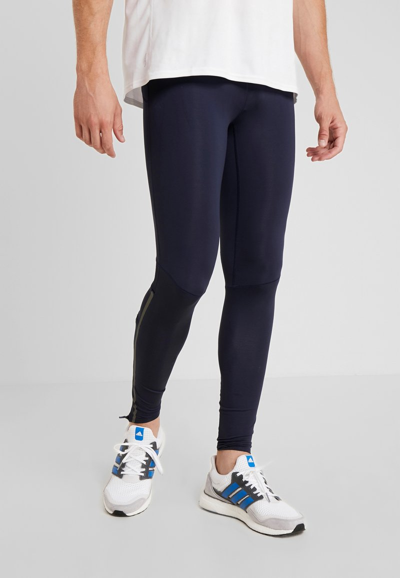 adidas Performance - SUPERNOVA  - Tights - blue