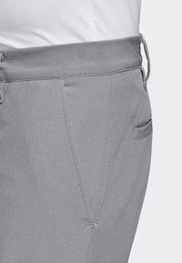 adidas Golf - Sportovní kraťasy - grey - 3