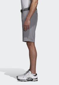 adidas Golf - Sportovní kraťasy - grey - 2