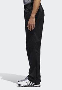 adidas Golf - CLIMAPROOF - Pantalones deportivos - black - 2