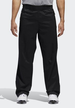 CLIMAPROOF - Tracksuit bottoms - black