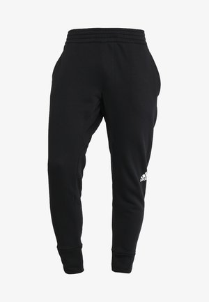 SPORT PANT - Jogginghose - black/white