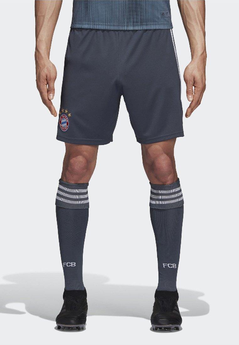 adidas Performance - FC BAYERN THIRD SHORTS - kurze Sporthose - blue