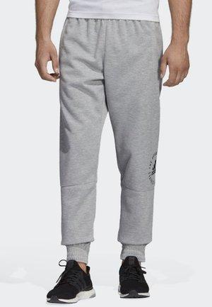 SPORT ID PANTS - Spodnie treningowe - grey