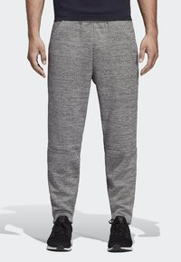 adidas Performance - Z.N.E. Tapered Pants - Träningsbyxor - grey - 0