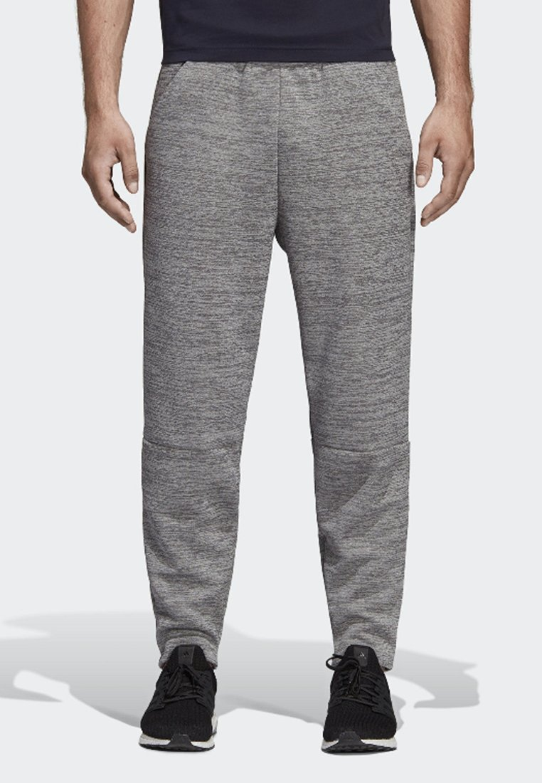 adidas Performance - Z.N.E. Tapered Pants - Tracksuit bottoms - grey