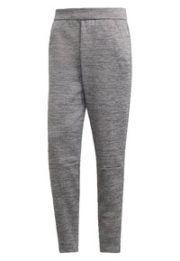adidas Performance - Z.N.E. Tapered Pants - Träningsbyxor - grey - 1