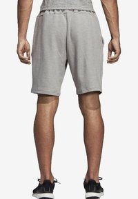 adidas Performance - ID STADIUM SHORTS - Korte broeken - grey - 1