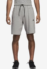 adidas Performance - ID STADIUM SHORTS - Korte broeken - grey - 0