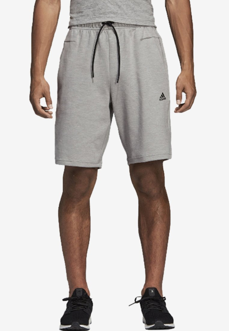 adidas Performance - ID STADIUM SHORTS - Korte broeken - grey