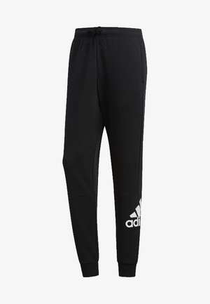 MUST HAVES SPORT TAPERED SWEAT PANT - Pantalones deportivos - black