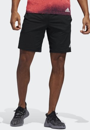 4KRFT Sport Ultimate 9-Inch Knit Shorts - Korte broeken - black