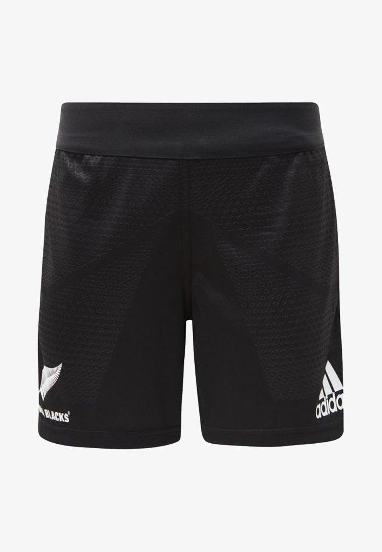 adidas Performance - ALL BLACKS HOME SHORTS - Sports shorts - black