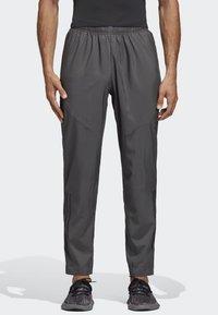 adidas Performance - Climacool Workout Pants - Pantalon de survêtement - grey - 0