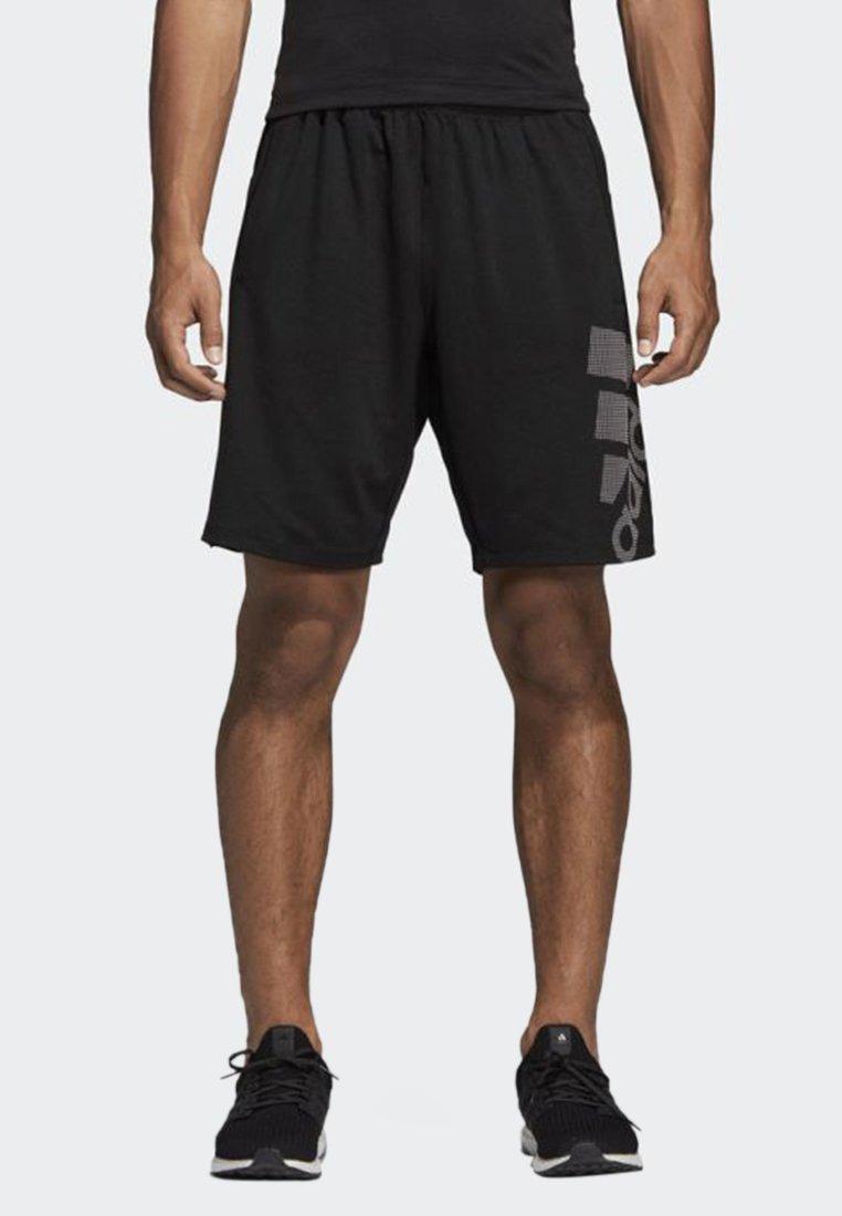 adidas Performance - 4KRFT Sport Graphic Badge of Sport Shorts - Sports shorts - black