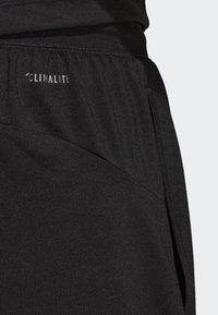 adidas Performance - 4KRFT Sport Graphic Badge of Sport Shorts - Sports shorts - black - 2