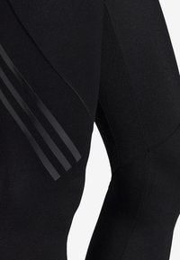 adidas Performance - ALPHASKIN TECH 3-STRIPES LONG TIGHTS - Leggings - black - 5
