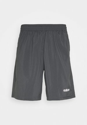 TRAINING SHORTS - kurze Sporthose - grey