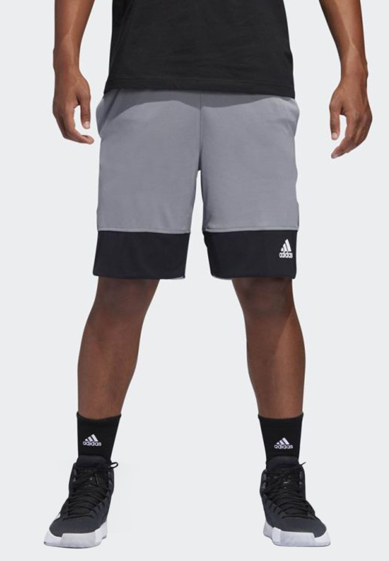 adidas Performance - PRO MADNESS SHORTS - kurze Sporthose - grey