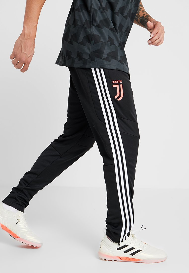 adidas Performance - JUVENTUS TURIN TR PNT - Club wear - black/white
