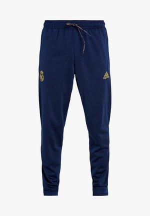 REAL ICONS - Pantalones deportivos - night indigo/gold