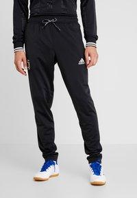adidas Performance - JUVE ICONS  - Jogginghose - black - 0
