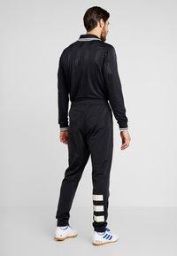 adidas Performance - JUVE ICONS  - Jogginghose - black - 2
