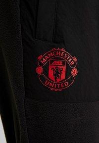 adidas Performance - MUFC - Träningsbyxor - black - 6