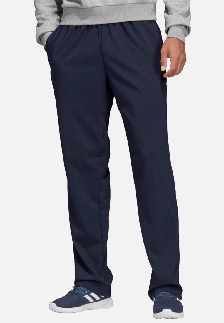 adidas Performance - STANFORD - Tracksuit bottoms - dark blue