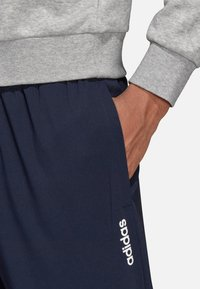 adidas Performance - STANFORD - Pantalon de survêtement - dark blue - 3