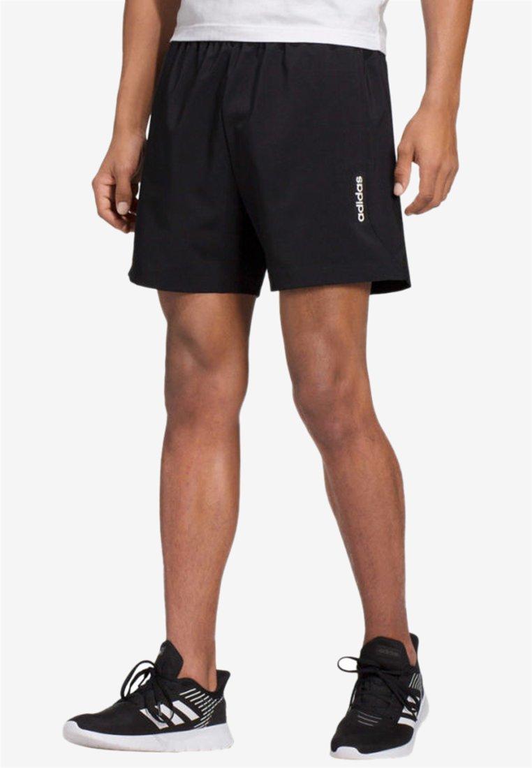 adidas Performance - kurze Sporthose - black