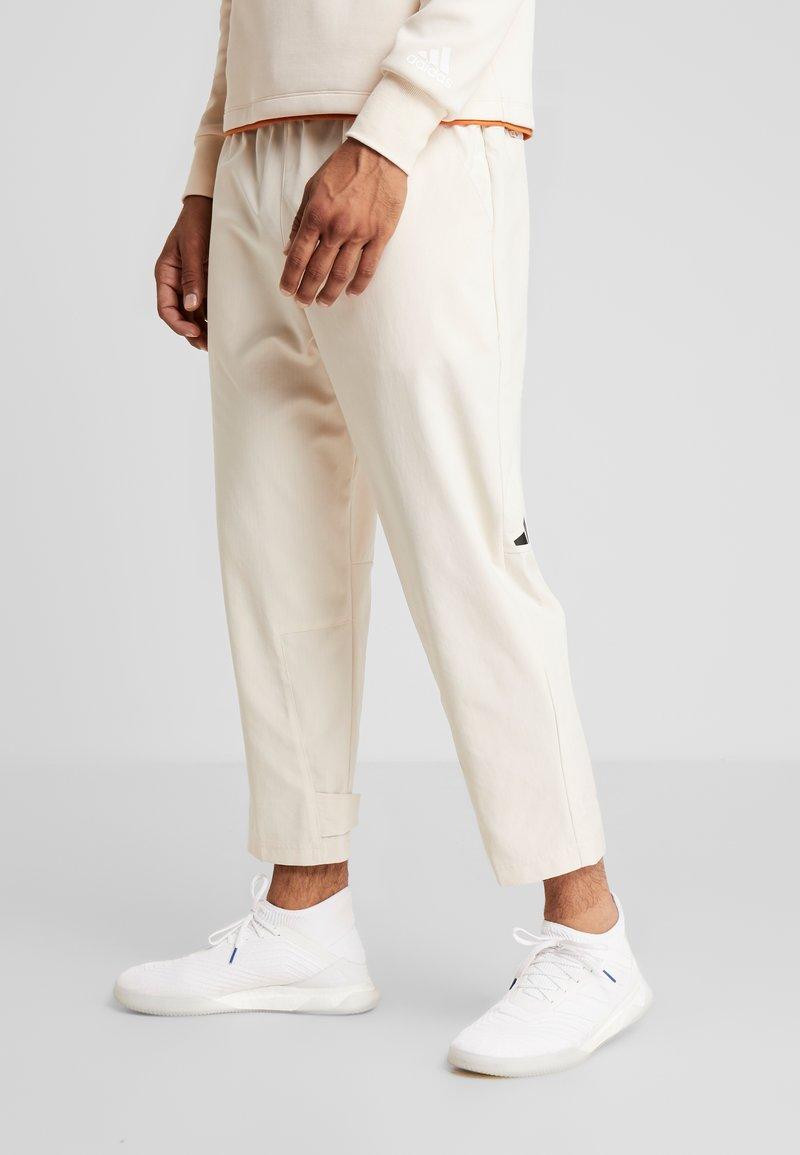 adidas Performance - PANT - Joggebukse - off-white