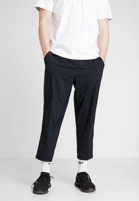 adidas Performance - PANT - Pantalones deportivos - black - 0